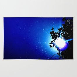 Stars in a day  Rug