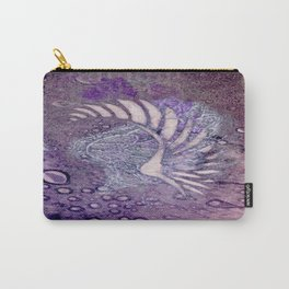Angel Wings on Mountain in Dewdrop Holler Carry-All Pouch