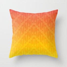 Parang Sunset (Batik) Throw Pillow