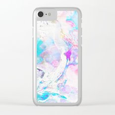 Messy Paint #society6 #decor #buyart Clear iPhone Case