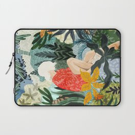 The Distracted Reader Laptop Sleeve