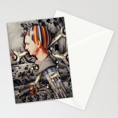 My Precious | Collage Stationery Cards