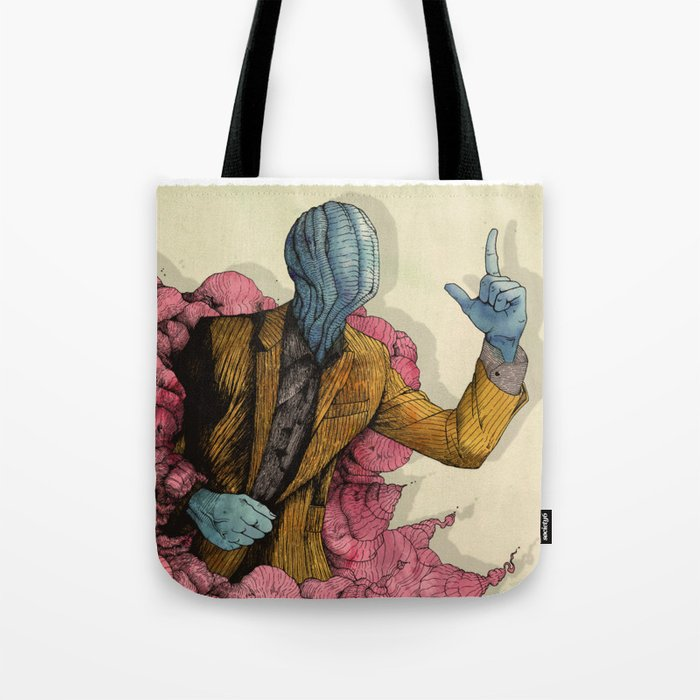 Infected 2016 Tote Bag