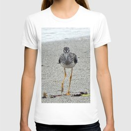 Greater Yellowlegs (Sandpiper) Looking at Camera T-shirt
