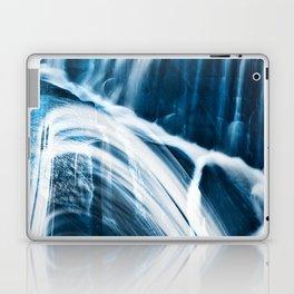 Blue Banshee Falls Laptop & iPad Skin