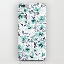 Espirit Mint  iPhone Skin