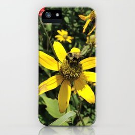 Mt. Mitchell Bee iPhone Case