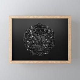 ABSTRACT DIAMOND Framed Mini Art Print