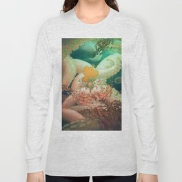 Listen To Me And I'll Tell You A Story Long Sleeve T-shirt