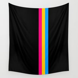 Pansexuality in Shapes Wall Tapestry