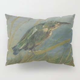 Kingfisher by the Waterside Pillow Sham