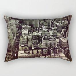 moody Manhattan Rectangular Pillow