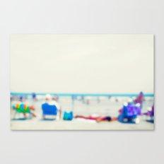 Myrtle Beach Canvas Print