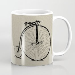 19th Century Bicycle Coffee Mug