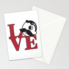 Love Natty Boh Stationery Cards