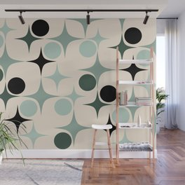 RETRO Pattern  #society6 #decor #buyart Wall Mural