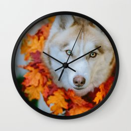 Autumn is here... Wall Clock
