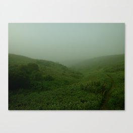 Too Early  Canvas Print