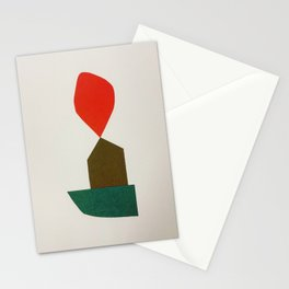 Cacho Shapes - Cutouts 2 Stationery Cards