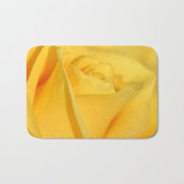 Rose yellow 258 Bath Mat