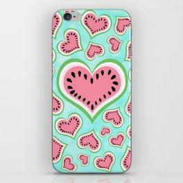 Watermelon Love... iPhone Skin