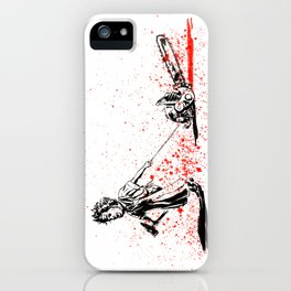 Baby Steps to Carnage iPhone Case