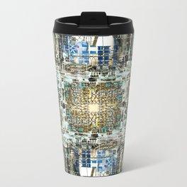 Porto Metal Travel Mug