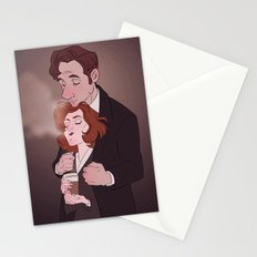 [Time passes in moments] Stationery Cards