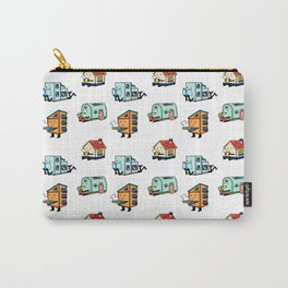 Home Bodies pattern Carry-All Pouch