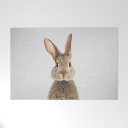 Rabbit - Colorful Welcome Mat
