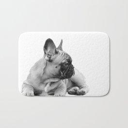 FrenchBulldog Puppy Bath Mat