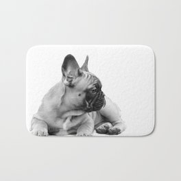 FrenchBulldog Puppy Badematte