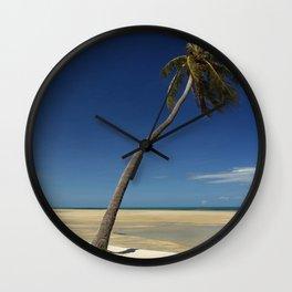 Koh Samui Thailand Beach View Wall Clock
