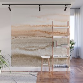 WITHIN THE TIDES NEW NEUTRALS by Monika Strigel Wall Mural