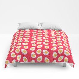 Deviled Eggs Comforters