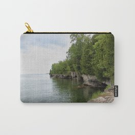 Cave Point County Park Carry-All Pouch