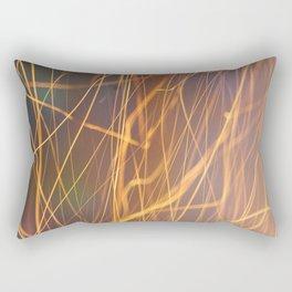 You're on Fire Rectangular Pillow