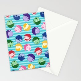 Matsu Bros Stationery Cards