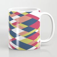 matisse Mugs featuring Map Matisse by Project M