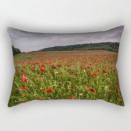 Boxley Poppy Fields Rectangular Pillow