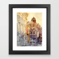 Wien Framed Art Print