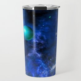 Hegemony in ultramarine blue Travel Mug