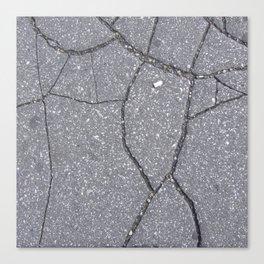 Texture #4 Concrete Canvas Print