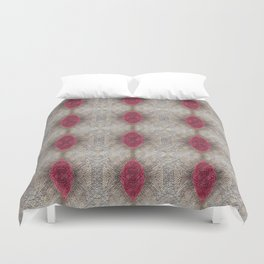 89th Street Duvet Cover