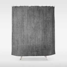 50something Shades of Gray Shower Curtain