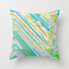 New Sacred 11 (2014) Throw Pillow
