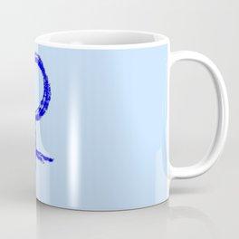 symbol of woman chalk version 12 Coffee Mug