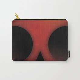 SMOOTH MINIMALISM - Ghost of Mars Carry-All Pouch
