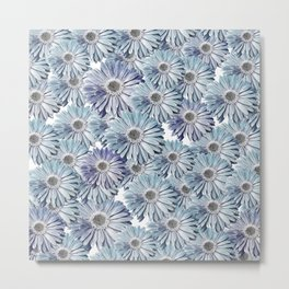 bed of daisies Metal Print