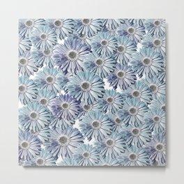 bed of daisies Metal Print